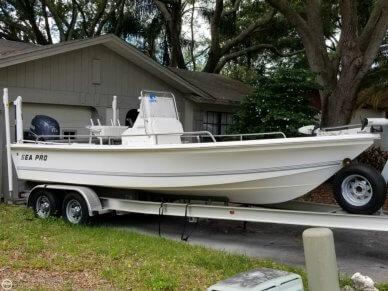Sea Pro SV2100 CC, 2100, for sale - $18,750