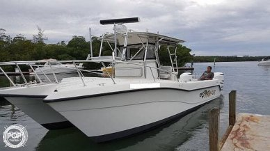 Hydrocat 300C, 30', for sale - $80,000