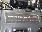 7.4 Liter Volvo Penta Engine