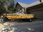2005 Nautique 206 Air Limited Wake Surf Ski