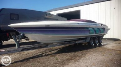 Scarab Thunder, 31', for sale - $27,800