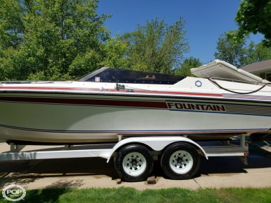 Fountain FEVER 27 SE, 27', for sale - $27,500