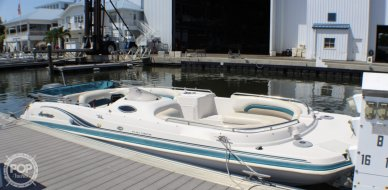 Hurricane FunDeck GS232, 232, for sale - $22,750