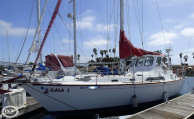C & C Yachts 39 Landfall, 39, for sale - $54,000