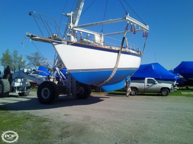 Endeavour 37 Sail Plan-C Tall Rig, 37, for sale - $31,500