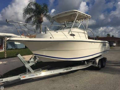 Sea Fox 257 Walkaround, 25', for sale - $19,500