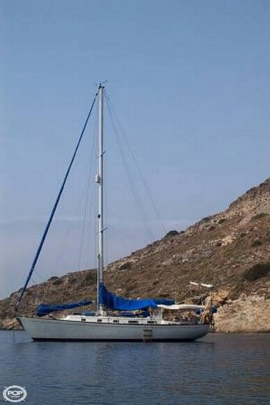 Brewer 43, 43', for sale - $109,000