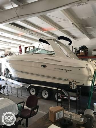 Monterey 270 Cruiser, 270, for sale - $48,900