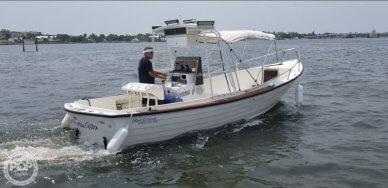 Mark O Custom Boats Atlantic City Skiff, 23', for sale - $16,750
