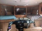 Twin Bunks Over Cab On Either Side Of TV