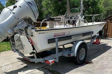 Boston Whaler 17 Montauk, 16', for sale - $17,500