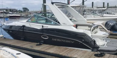 Monterey 295 Sport Yacht, 29', for sale - $112,500