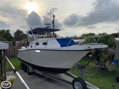 Mako 263 Deluxe Walkaround, 263, for sale - $44,000