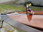 Deck Hatch And Flag