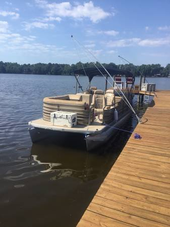 Godfrey sp2500le, 25', for sale - $25,250