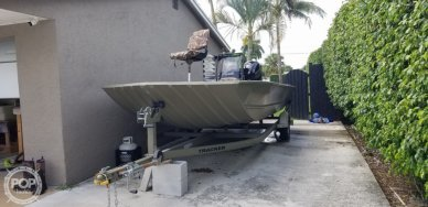 Tracker Grizzly 2072 MVX CC, 21', for sale