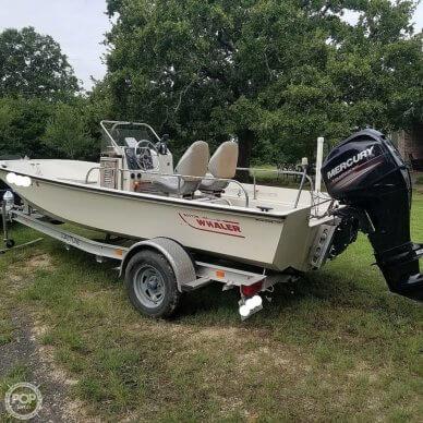 Boston Whaler Montauk 17, 17, for sale - $12,250