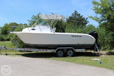 Sea Fox 257WA, 25', for sale - $25,400