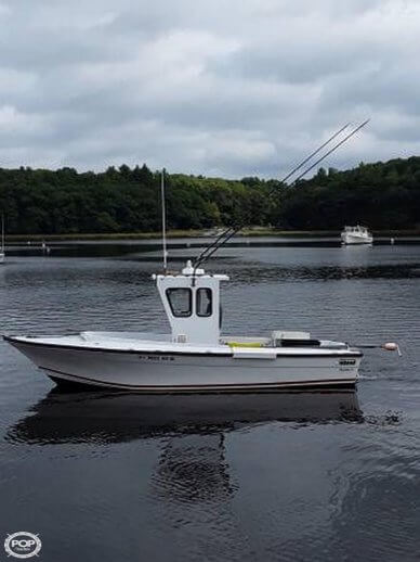 Cape Codder 24, 23', for sale - $18,250