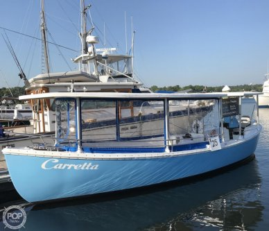 Navy Motor Whale boat 26, 26, for sale