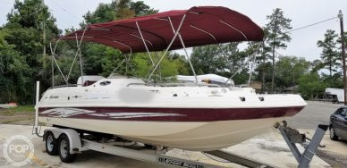 Hurricane Fundeck 232 GS, 232, for sale - $15,750