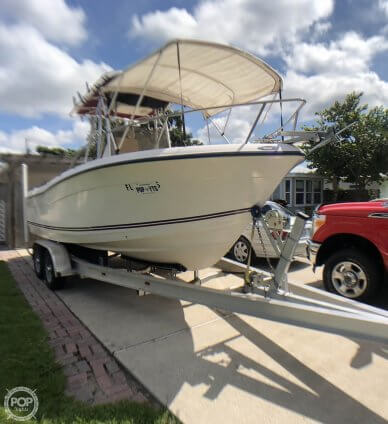 Cape Craft 2200WI, 2200, for sale - $23,500