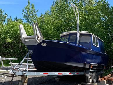Modutech Bristol Bay 32 Bowpicker, 32, for sale - $19,000