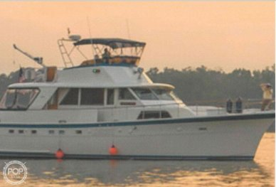 Hatteras 53, 53, for sale - $190,000