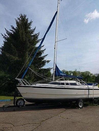 MacGregor 26X, 25', for sale - $19,350
