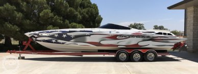 Scarab Thunder 31, 31', for sale - $50,000