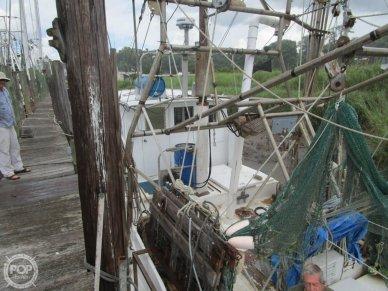 Thompson Trawler, 48', for sale - $40,000