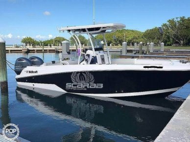 Scarab 242 Offshore Fisherman, 24', for sale - $79,900