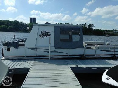 Sun Tracker Party Barge 30, 30', for sale - $43,900