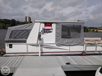 Sun Tracker Party Hut 30, 30, for sale - $26,000