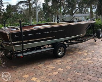 Chris-Craft Continental, 20', for sale - $15,000
