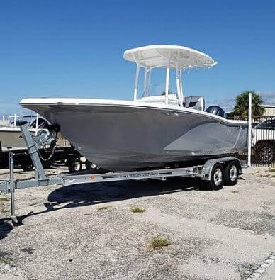 Tidewater 220LXF, 22', for sale - $68,900