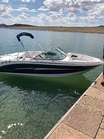Chaparral 19 H2O, 19', for sale - $25,800
