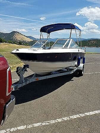 Bayliner 195 Discovery, 18', for sale - $15,250