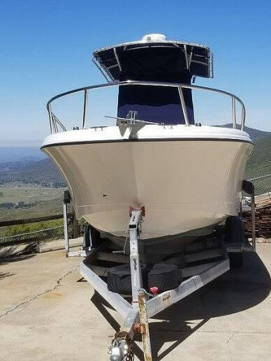 Edgewater 225cc, 23', for sale - $32,800
