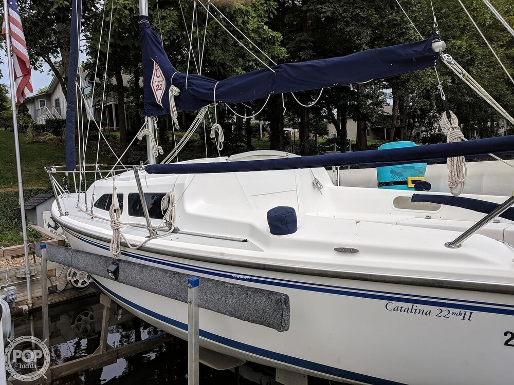 2005 Catalina 22 MKII For Sale