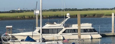 Bluewater Coastal Cruiser 55, 55', for sale - $66,700