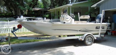 Carolina Skiff JVX 18 CC, 17', for sale - $19,900