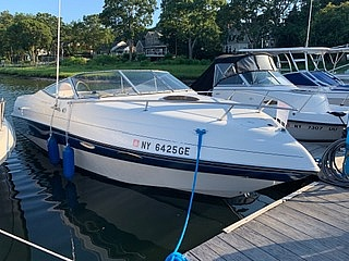 Four Winns 245 Sundowner, 24', for sale - $15,250