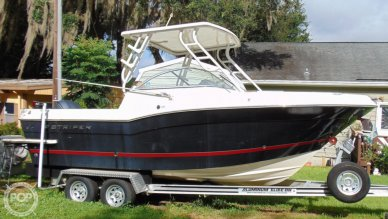 Seaswirl Striper 220 DC, 22', for sale - $53,000