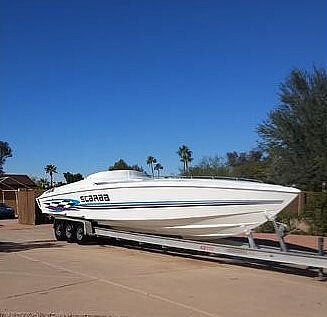 Wellcraft Scarab AVS 38, 37', for sale - $72,300