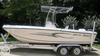 Angler 204 FX, 20', for sale - $25,500