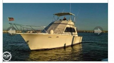 Egg Harbor 37 Convertible, 37, for sale