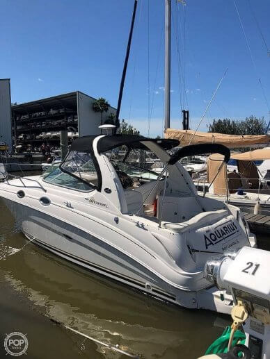 Sea Ray 280 Sundancer, 280, for sale - $47,900