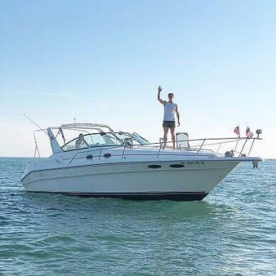 Sea Ray 330, 32', for sale - $50,600