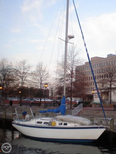 Columbia 10.7 (10.7m/35ft), 35', for sale